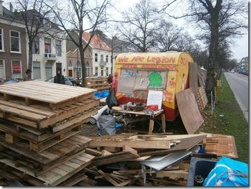 occupy parklaan