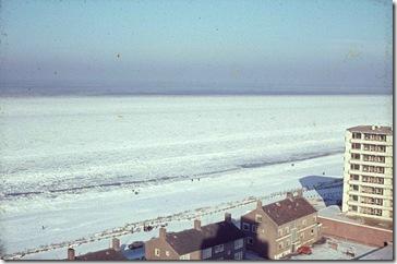 bevroren zee
