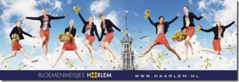Haarlemse Bloemenmeisjes