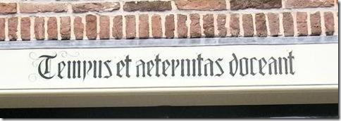 tempus et aeternitas