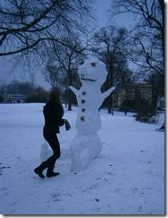 sneeuwreus