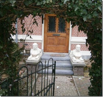 huis met de beeldjes