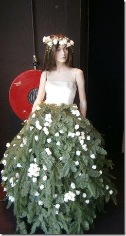 kerstbruid