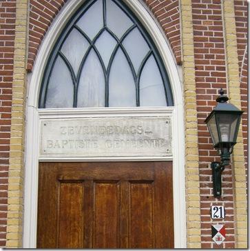 kapel Parklaan