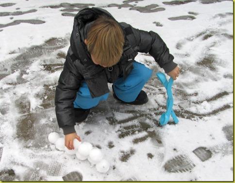 sneeuwballenroller
